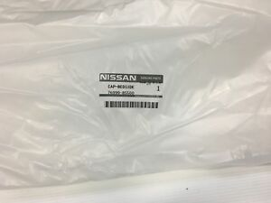 Nissan Genuine 76999-8S500 Bed Rail Cap