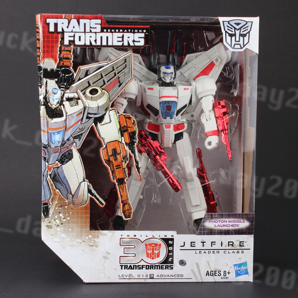 Transformers Generations Thrilling 30th Anniversary Jetfire Leadership Figure