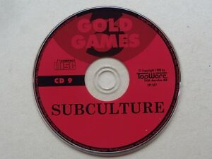 Subculture-Sub-Culture