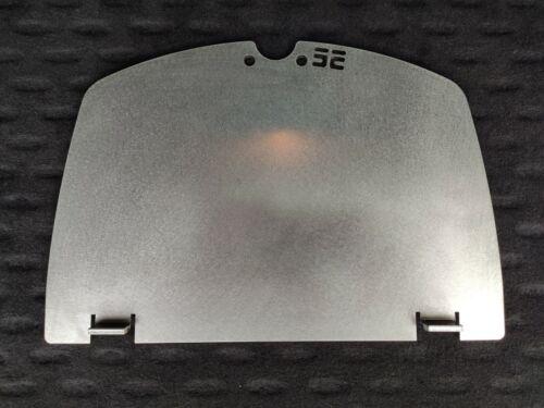 Heber Plancha f Grillplatte Weber Q100 Q 120 140 1000 Edelstahl 4mm Grillrost