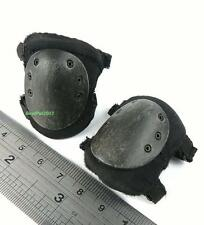 1/6 Scale Knee Pads From Hot Toys Seal Team 2 HALO Night OPS Jumper Figure Set
