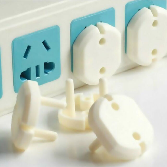 Safety Equipment Cheap Price Baby Safty 2 Hole 3 Hole Socket Cover Plug Baby Power Socket Socket Plug Baby Electrical Safety Protector Socket Protection