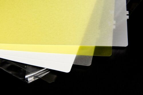 "NEW Rear LCD Sheets Diffuser//Backlight//Plexiglass MacBook Air 13/"" A1369 A1466"