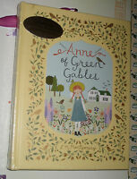 Anne Of Green Gables -leatherbound Hardcover Sealed