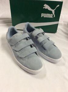 puma basket classic strap
