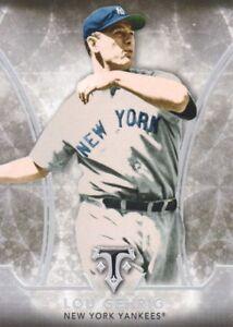 2015-Topps-Triple-Threads-Baseball-50-Lou-Gehrig-New-York-Yankees
