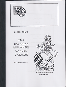 Peter-Sem-039-s-1975-Bavarian-Millwheel-Cancel-Catalog-With-retail-pricing-NEW