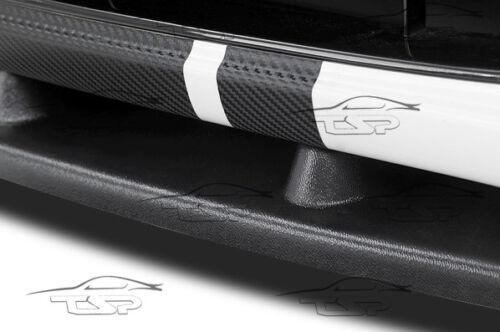 Splitter Front lip Noir Mat pare-chocs pour Mercedes CLS C218 W218 11-14 CSL156