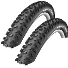 Bicycle mtb tire 26x2.25 tr schwalbe tough tom hs411 57-559 mtb 705g tires new