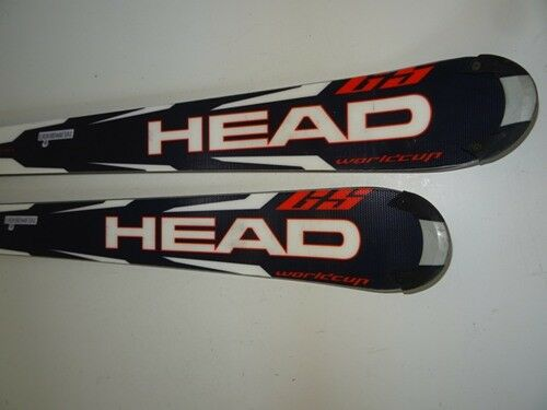 Ski Head GS Worldcup ohne Bindung, 193cm (SO301)