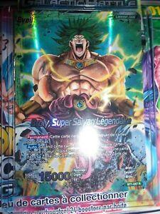 VF//SUPER la Peur rampante BT1-073 SR Dragon Ball Super Card Game Broly