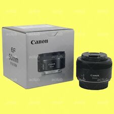 Genuine Canon EF 50mm f/1.8 STM lens 50 mm F1.8