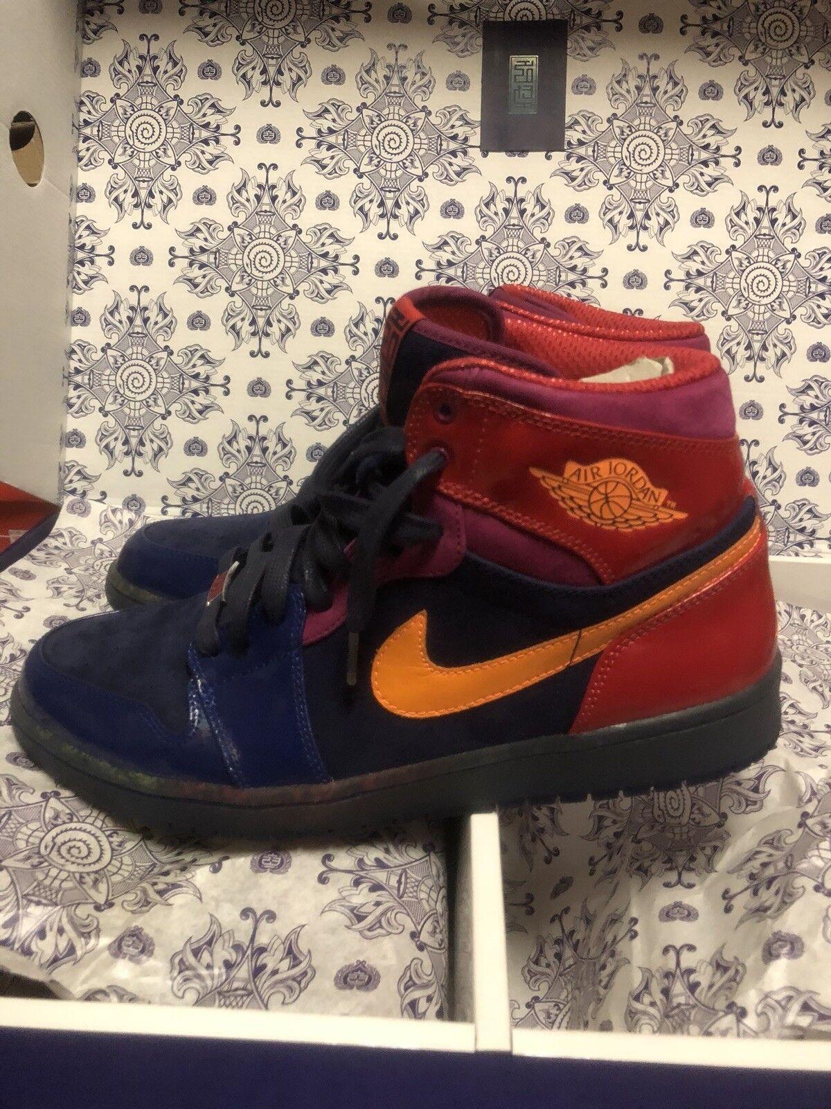 Nike YOTS Air Jordan Year Of The Snake YOTS Nike Pack Jordan 1 Melo 7be59e