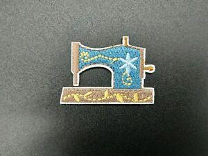 Patch-Parche-Maquina-De-Coser-Sewing-Machine-Planchar-Iron-Clothing-Art-Bag