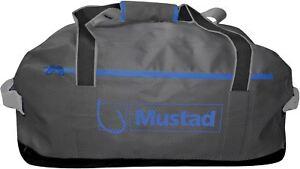 Mustad Dry Duffle Bag 50L 500D Tarpaulin PVC / Grey / Leeda