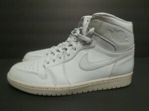 e4390b51d513 Nike Air Jordan 1 Retro High Premium Pure Platinum Sand AA3993 030 ...