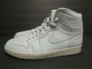 23da48db2441 Nike Air Jordan 1 Retro High Premium Pure Platinum Sand AA3993 030 ...