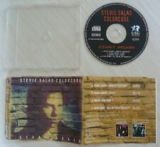 CD STEVIE SALAS COLORCODE START AGAIN MAXI 4 TITRES