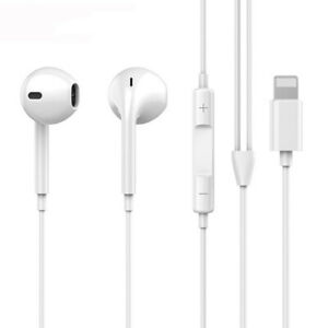 For-Apple-iPhone-7-8-X-7-plus-11-Pro-Genuine-Earbuds-Headphones-with-Connector
