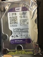 Brand New Sealed And Unopened Westerndigital 2tb surveillance harddrive.