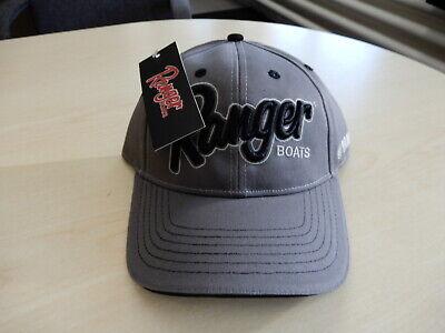 RANGER BASS BOATS YAMAHA CHARCOAL CAP R18A-H559 BASS FISHING HATS
