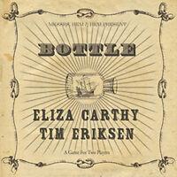 Eliza Carthy & Tim Eriksen - Bottle [new Cd] Uk - Import on Sale
