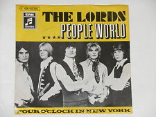 """THE LORDS -People World- 7"""" 45"""