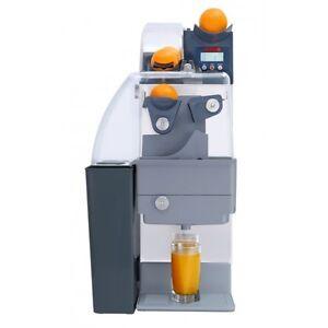 Zummo Z1 The Smallest Automatic Citrus Juicer Squeezer
