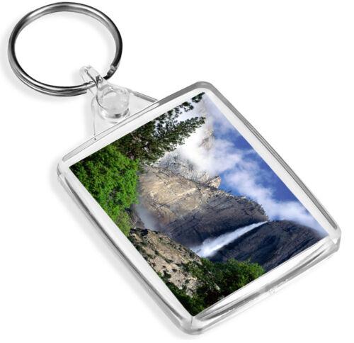 Yosemite National Park Keyring California America USA Nature Keyring Gift #8992