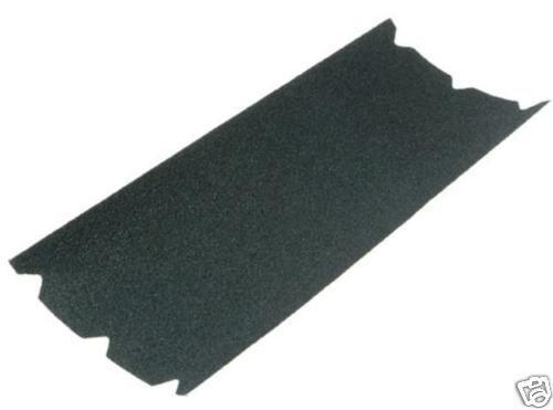 HTC 203 X 475 x 10  FLOOR SANDING SHEETS 40GRIT WOOD FLOORS FINISH EXCELLENT