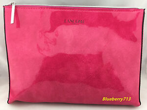 Image Is Loading Lot Of 2 Lancome Cosmetic Faux Patent Makeup