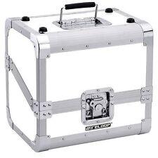 Reloop Club Series 50/50 Slanted 80 12 Inch Vinyl Record Case (white)