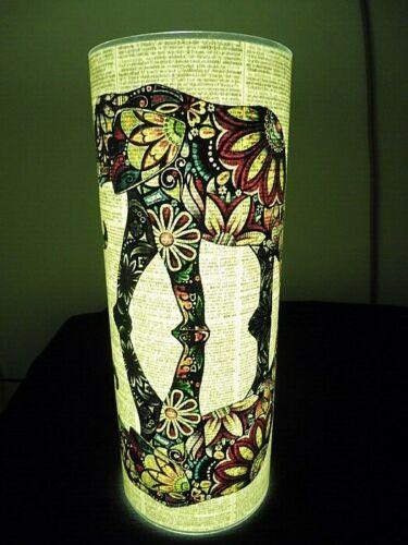 african animal lanterns animal gifts Elephant Lantern No.6 housewarming gifts