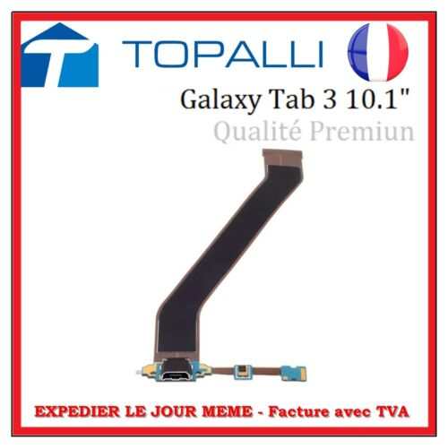 CABLE FLEX DE CONECTOR DE CARGA USB SAMSUNG GALAXY TAB3 10/'1 GT-P5200 y P5210