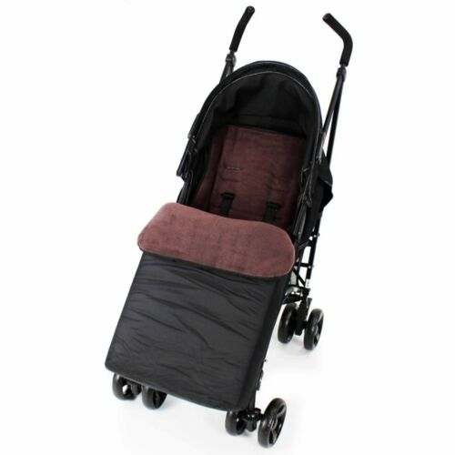 Uppababy Universal Fit Footmuff Cosy Toes Pushchair Pram Buggy Fits All Models