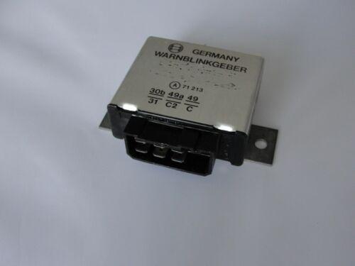 Bosch Warnblinkgeber 0335210020 Warning flasher Avertissement clignotant
