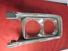 Headlamp Bezel 74 Plymouth Station Wagon & 4 Dr NOS MOPAR 3691155