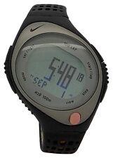 Nike Bowerman Triax Speed 100 WR0126 Black Yellow Chronograph Ladies Watch