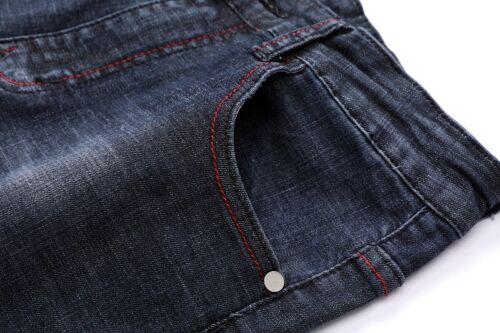 mens Winter patch Denim jeans Pants trousers Patchwork slim skinny denim pants