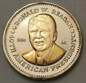 ronald reagan double eagle coin