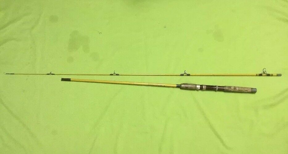 Vintage  Fishing Rod  Wright & McGill  Eagle Claw  Denco B78