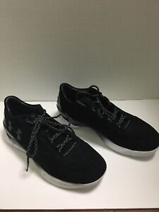 fd4db5637f52 Under Armour Curry 1 Lux Low Suede Men Basketball Shoes Size 10 1 2 ...