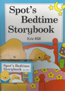 Spot-039-s-Bedtime-Storybook-Book-amp-Tape-Eric-Hill-Used-Good-Book