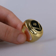 2017 Tv Legion of Super Heroes Ring Metal Legion Flight Ring Cosplay Legion Prop