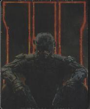 Call of Duty: Black Ops III, Steelbook Edition, PS4, NEU & OVP