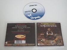 JETHRO TULL/SONGS FROM THE WOOD(CHRYSALIS 7243 5 83517 2 9) CD ALBUM