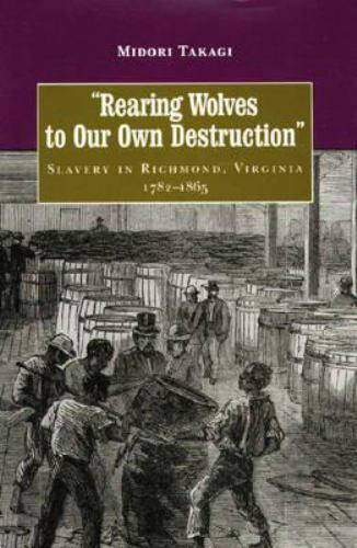 Rearing Wolves to Our Own Destruction by Midori Takagi
