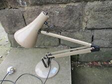 Vintage Lamp Light Workshop Desk Adjustable Anglepoise Old