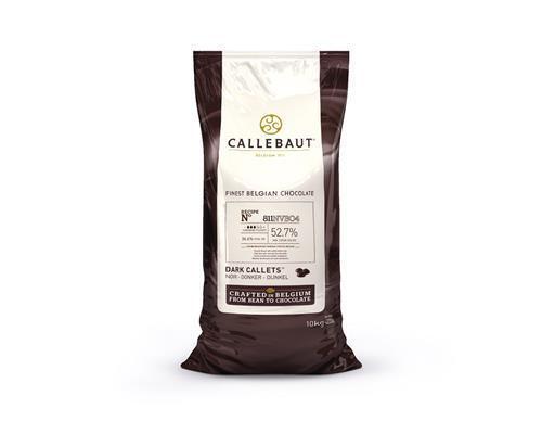 Callebaut Callets 811 feinste belgische Schokolade KuGrünüre KuGrünüre KuGrünüre 10 kg | Stabile Qualität  2e4661