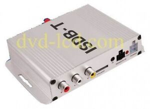 Car ISDB-T TV Receiver Digital H.264 MPEG4 for Brazil Chile Japan South America